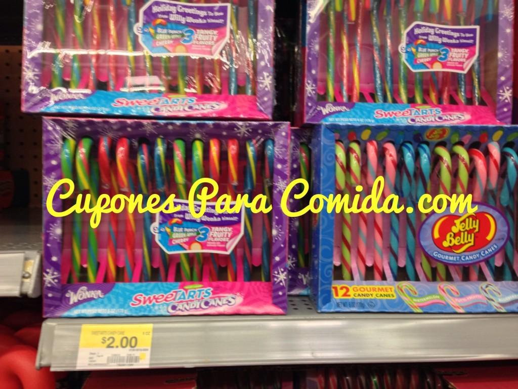 Wonka candy cane