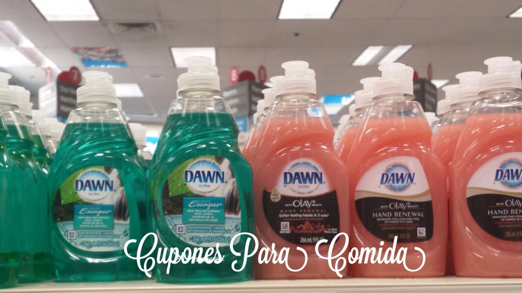 Dawn Dish Liquid