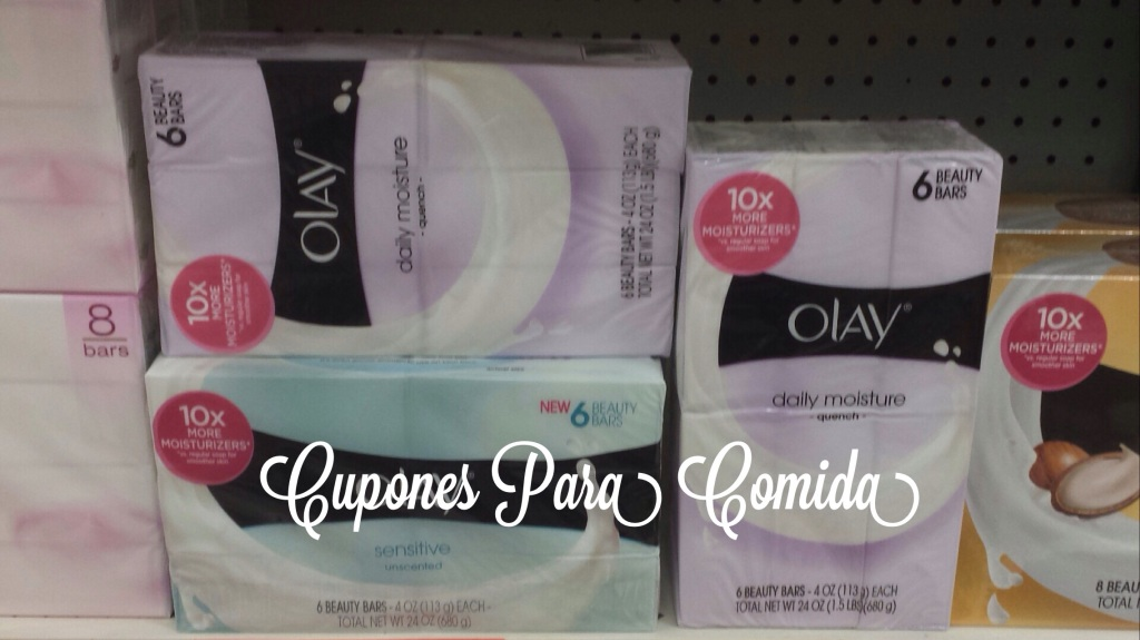 Olay Bar Soap 6pk