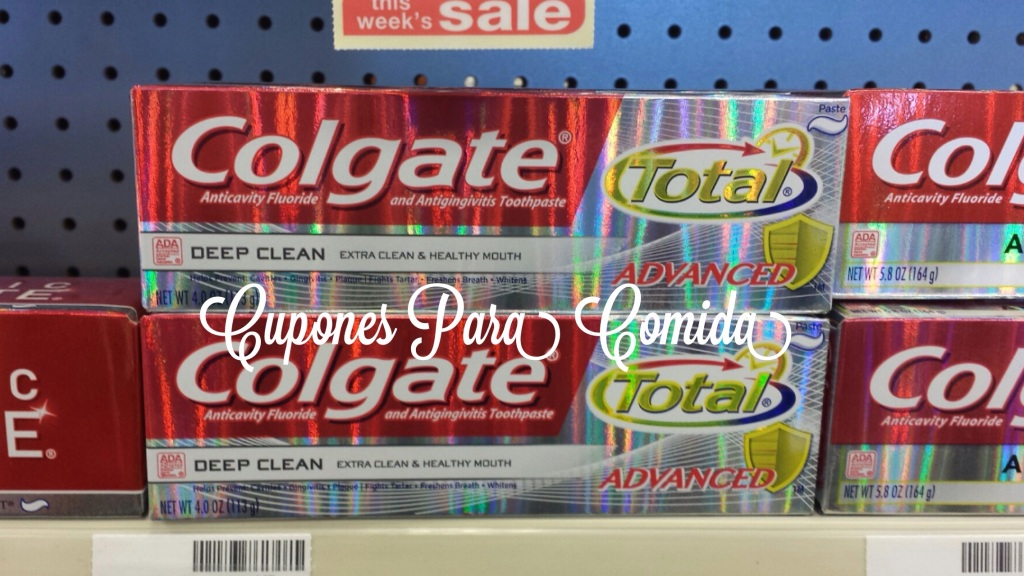 colgate totaltooth paste