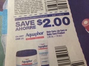 Aquaphor Healing Skin Ointment cupon