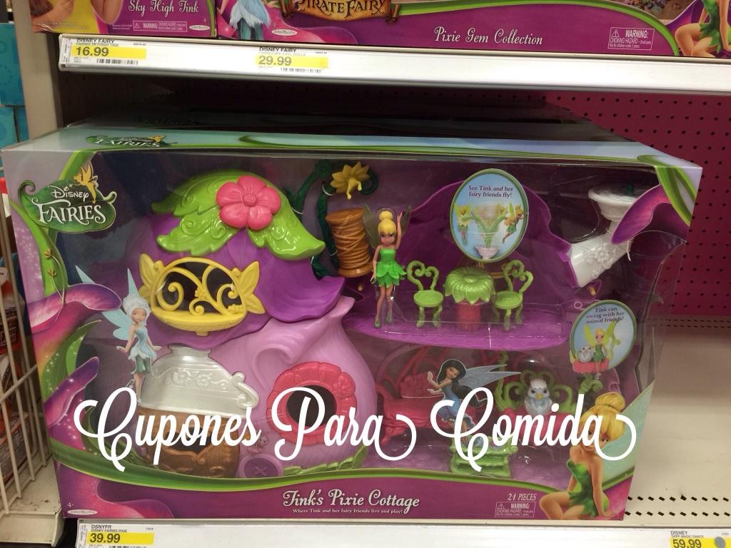 Disney Fairies Tink's Cottage