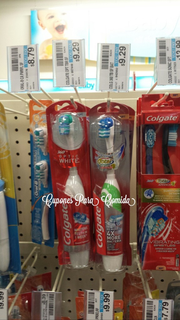Colgate Battery Powered Toothbrush