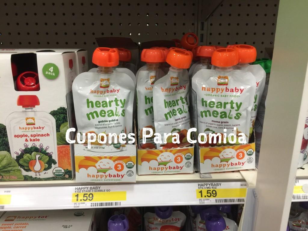 happy Baby pouch en Target 1/27/15