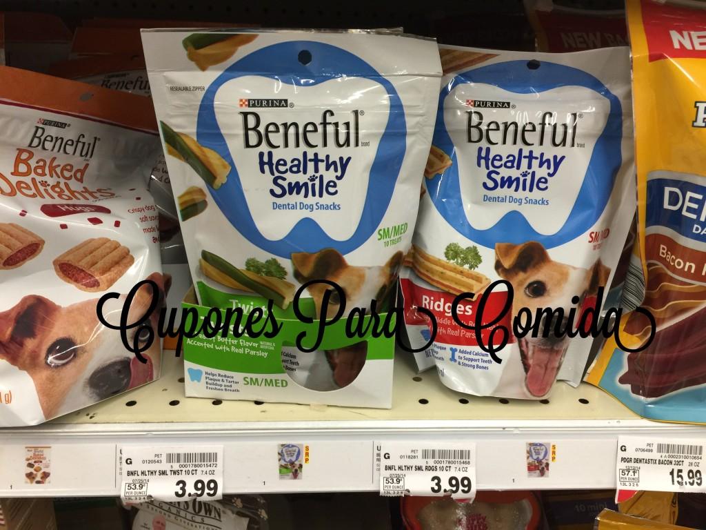 Beneful Healthy Smile Dog Snack