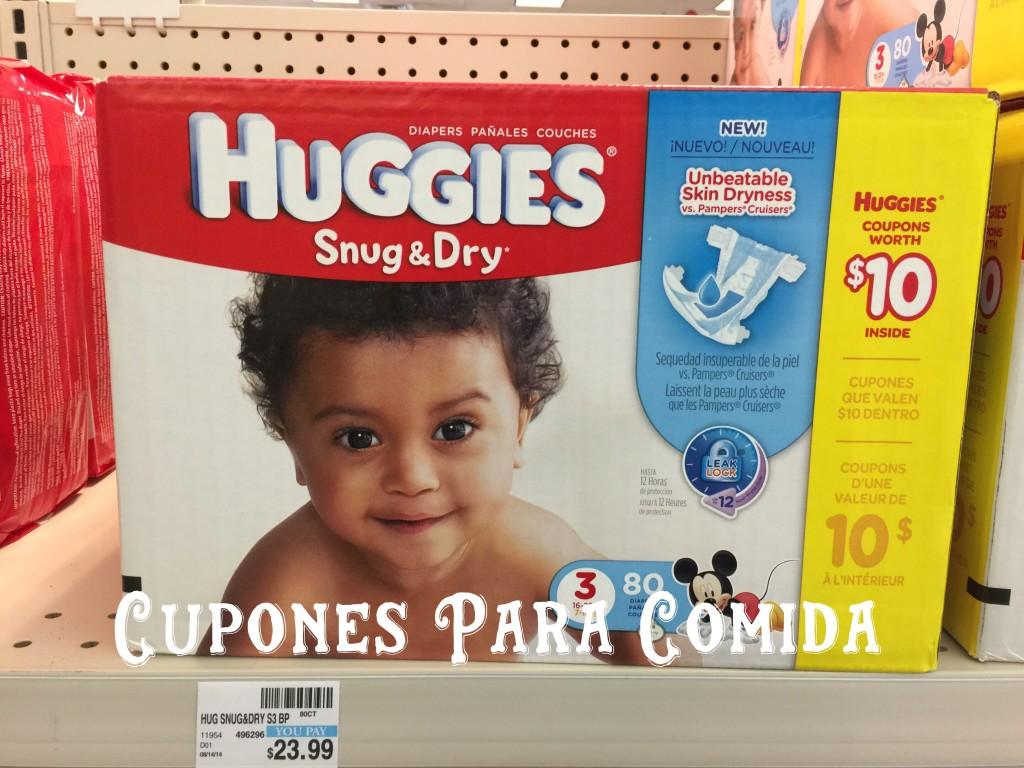 Huggies Baby Diapers