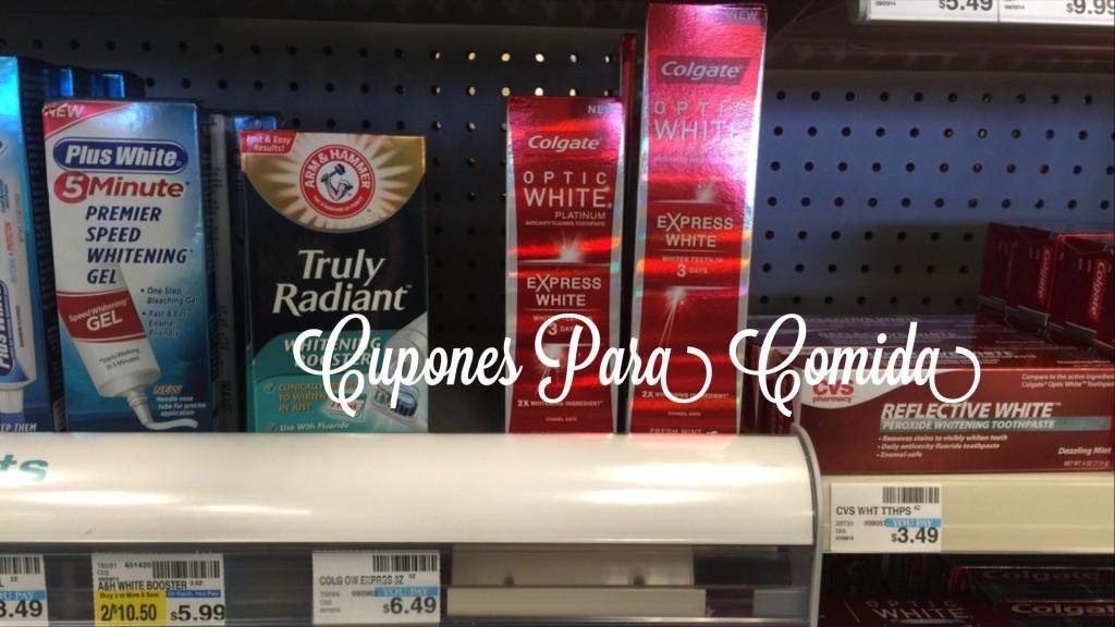Colgate Optic White Express White