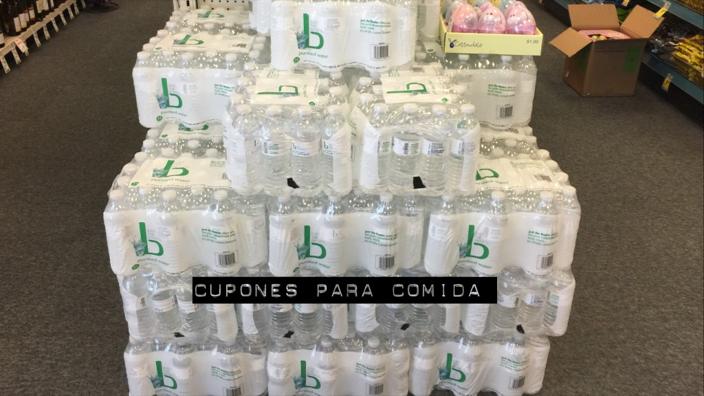 Just The Basics Purified Water 24 pk 5/13/15