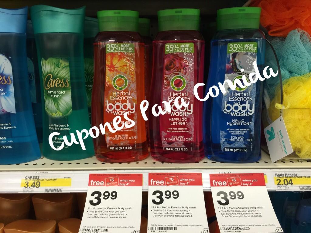 Herbal Essences body wash 7/7/15