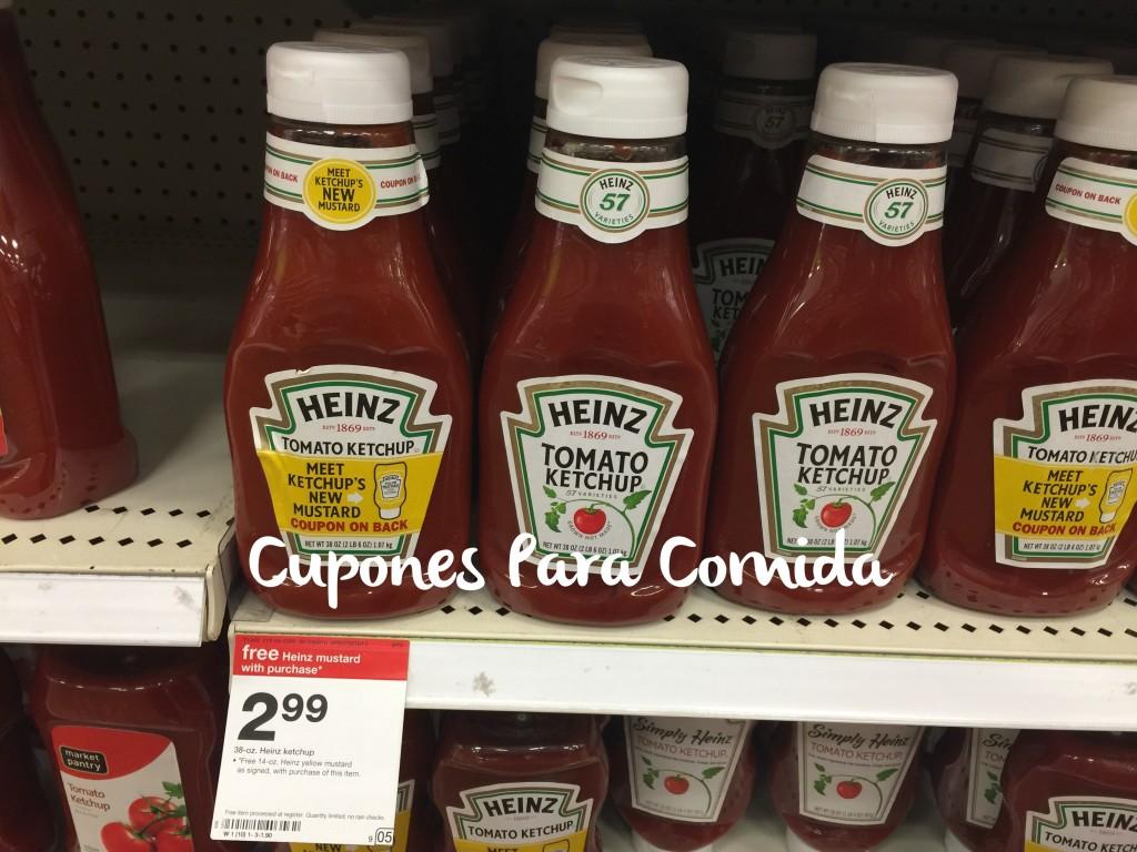 Heinz Tomato Ketchup 8/21/15