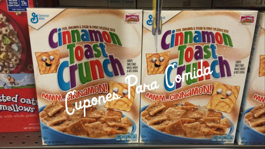 Cinnamon toast crunch 8/5/15