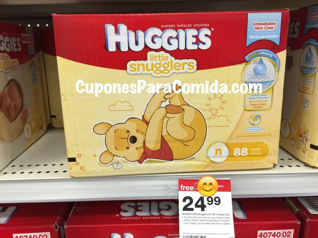 huggies diapers box 9/4/15