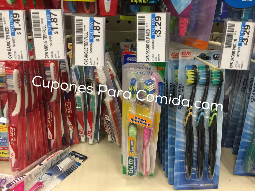 Gum Supreme 2 pk Toothbrush 11/17/15