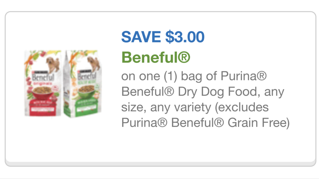 Printable Dog Food Coupons